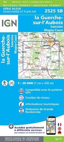 La Guerche-sur-l'Aubois/Sancoins/Magny-Cours : 2525sb