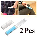 2 Pcs Compact and Foldable Sticky Lint R...