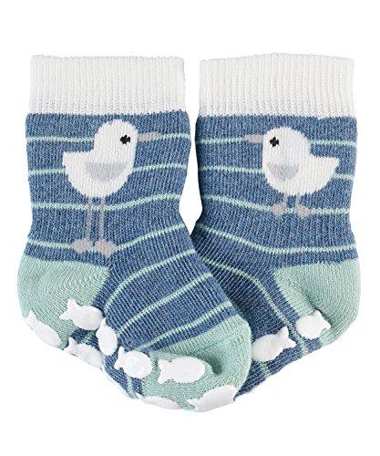 FALKE Unisex Socken Baby Seagull, Light Denim, 74-80