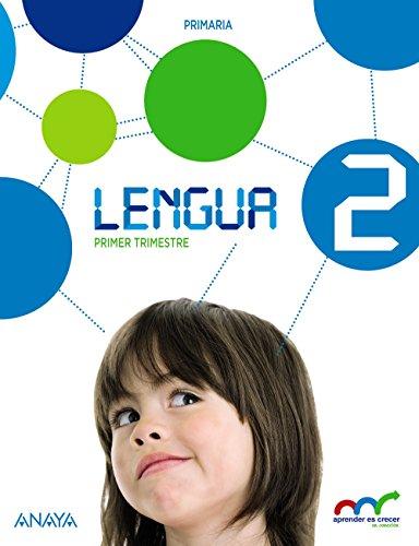Lengua 2. (Con Lecturas: Los misterios de Lupas 2.) (Aprender es crecer en conexión) - 9788467875607
