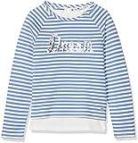 TOM TAILOR Kids Mädchen Sweatshirts, Blau (Sunset Blue 6886), 128 (Herstellergröße: 128/134)