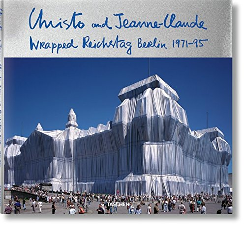 Christo, Wrapped Reichstag Documentation Exhibition - Partnerlink