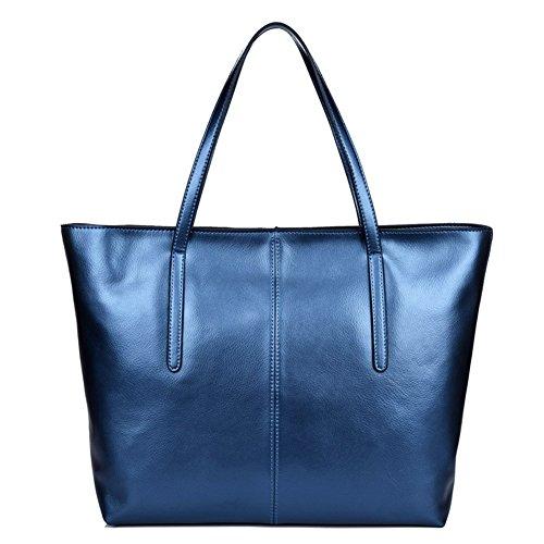 VOLSGEAT Borsa Messenger, Blue (blu) - LZN_0102 Blue
