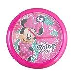 STAR LICENSING Minnie Mouse Reloj Disney Pared Y Diagrama CM. 25,5-45450FUXIA
