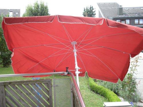Support pour parapluie-bâtons de 25,5 à 42 mm de diamètre - 2 pièces - 35 support mm de diamètre pour l'extérieur ou à l'intérieur 11 cm hauteur de fixation de parapluie-holly breveté rond éléments pour fixer ou carrés de 1 à 35 mm avec support pivotant 360° avec kratzfreien uNIVERSALGELENKHALTERUNG gUMMISCHUTZKAPPEN de fixation-support orientable à 360° avec distance prises pour parasol bâtons de 25,5 à 42 mm de diamètre avec douille profonde 11 cm 13 cm d long bec pivotant-distance filetage-innovation axe-fabriqué en allemagne-holly ® produits sTABIELO holly-- sunshade ® chez sCHIRMEN-de 2,50 cm de diamètre - 2 supports de fixation ou 2-te utiliser pour des raisons de sécurité (kabelbinder)