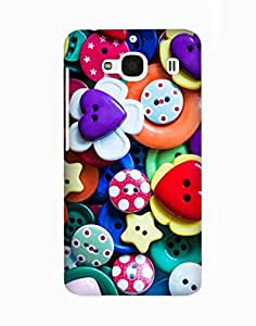 PickPattern Back Cover for Xiaomi Redmi 2