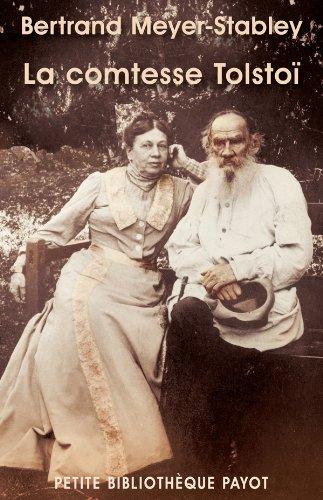 La comtesse Tolsto