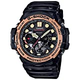 CASIO Mens Multi dial Quartz Watch with Resin Strap GN-1000RG-1AER 275645bb4a