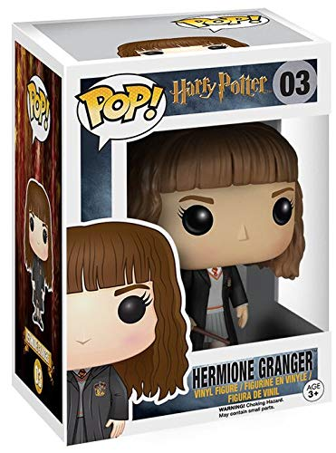 HARRY POTTER Hermine Granger Vinyl Figure 03 Funko Pop! Standard