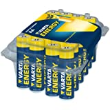 Varta Energy AA mignon Alkaline batteries (pack of 24)