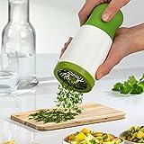 #9: Ad Fresh Herb Mill Grinder Spice Mill Shredder Chopper Cutter Kitchen Tool