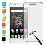 Owbb Protection écran en Verre Trempé pour Alcatel Onetouch Go Play Smartphone Films de protection Transparents Ultra Clear