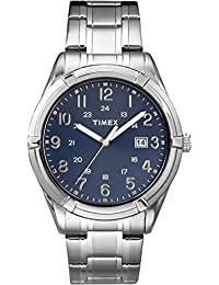 Timex Herren-Armbanduhr Analog Quarz TW2P76400