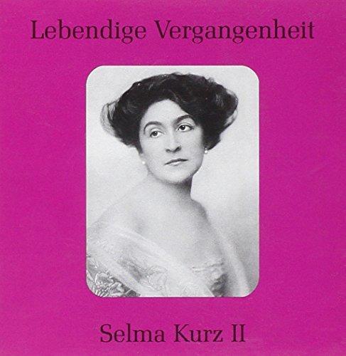 Mozart/Verdi/Meyerbeer/Bellini : Vol. II Arien & Lieder. Kurz.