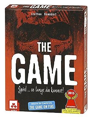 Nürnberger Spielkarten 4034 The Game Jeu de cartes