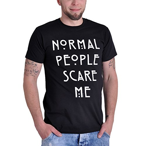(American Horror Story Normal People T-Shirt schwarz XL)