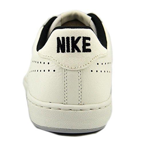Nike Classic Ultra Lthr, Scarpe da Tennis Uomo, Bianco, Talla Bianco / Nero (Ivory / Ivory-Black)