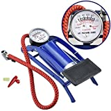 cherry Foot Air Pump Heavy Compressor Cylinder Bike,Car,Cycles,& all other vehicles Air Pump