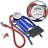 #7: Anii Air Pressure Foot Pump For Bike, Car