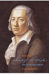 Friedrich Hölderlin - die Linien des Lebens Gebundene Ausgabe