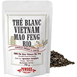 Powder Vietnam Mao Feng Té Blanco Ecológico - 70 gr
