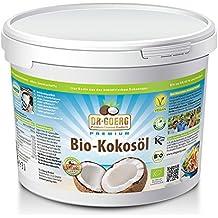 Dr. Goerg Premium-Bio-Kokosöl - 3000 ml