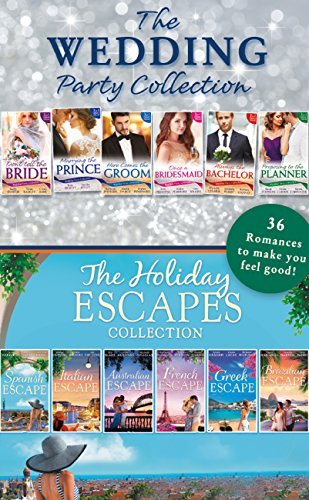 the-wedding-party-and-holiday-escapes-ultimate-collection-mills-boon-e-book-collections-the-west-fam
