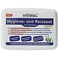 Hygieneset - Handdesinfektionsspray, Flächendesinfektionsspray (Hygiene Spray), Desinfektionstücher u. Wc-Sitzauflagen preisvergleich bei billige-tabletten.eu