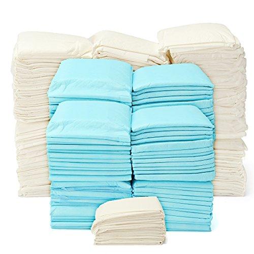 dDanke WC-Pads Super Saugfähig mit Hunde Katzen Deodorant, Windeln, zufällige Farbe (10Stück)