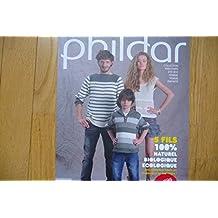 a1ce532cbb88 catalogue phildar n 72 printemps été 2012 homme femme et enfant