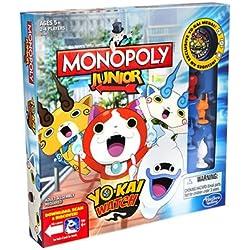 Gioco Monopoli Junior Yo-kai Watch Edition
