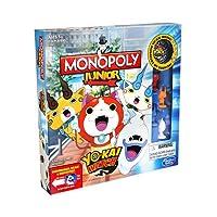Con un sacco di sorprese da loro personaggi preferiti yo-kai, i bambini possono divertirsi giocando il gioco monopoly Junior: yo-kai Watch Edition. In questo semplice e rapida versione del monopoly Game, i giocatori si muovono intorno alla ta...