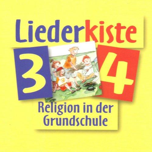 fragen - suchen - entdecken. Religion in der Grundschule / Liederkiste 3/4: CD mit Liedern für das 3./4. Schuljahr
