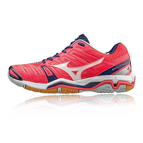 Mizuno Wave Stealth 4 Handballschuh Damen 8.5 UK - 42.5 EU