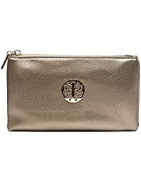 302a42cc3b Amazon.co.uk  Silver - Handbags   Shoulder Bags  Shoes   Bags