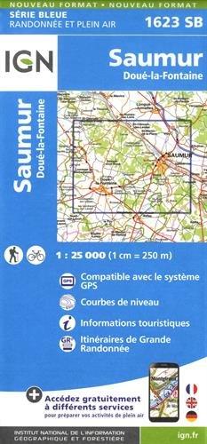 Saumur.Doué-la-Fontaine