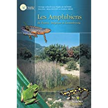Les Amphibiens de France, Belgique et Luxembourg (Collection Parthénope)