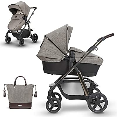 Silver Cross Pioneer & Simplicity Travel System Bundle Pushchair Pram Special Edition Expedition