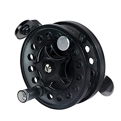 Mini Portable Ice Fishing Reel for Ice Rod/pole Tackle Fly Fishing Reel by Amur Leopard
