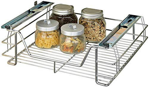 Wenko 5921500 - Cesto extraíble armarios Cocina tamaño