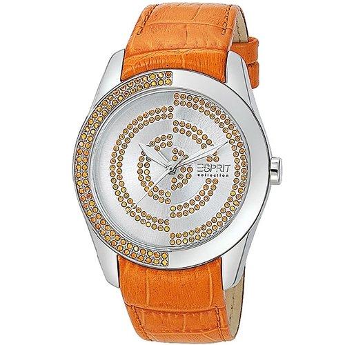 Esprit EL101792F03 Hypnosess Orange Ladies Watch