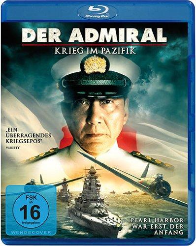 Der Admiral - Krieg im Pazifik [Blu-ray]