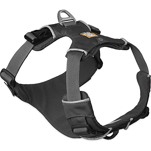 Ruffwear Front Range Harness, Medium, Twilight Gray