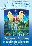 Angel Tarot Cards by Virtue, Doreen, Valentine, Radleigh, Roberts, Steve A. (2012) Cards