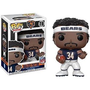 Funko Pop NFL Figura de vinilo Walter Payton Bears Home 20192