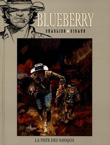 blueberry; la piste des navajos