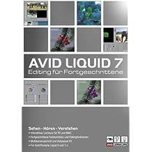 Avid Liquid - Fortgeschrittenes Editing (DVD-ROM)