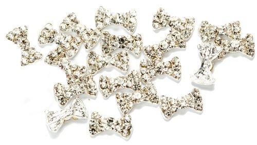 20-premium-3d-strass-schleifen-manikure-nail-art-dekorationen-transparent-von-cheekyr