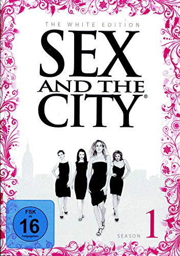 Sex and the City: Season 1 (The White Edition) [2 DVDs] (Tv-serie And The City Sex)