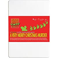 A Very Merry Christmas Murder Mystery Flexi Party 4-8 Player